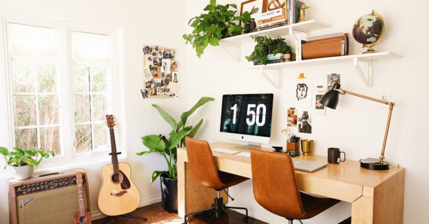How to Create a Unique Home Office Space